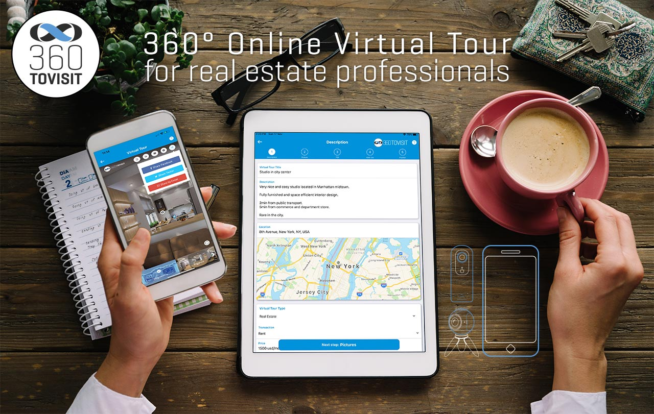 5 main reasons for realtors to use Virtual Tours
